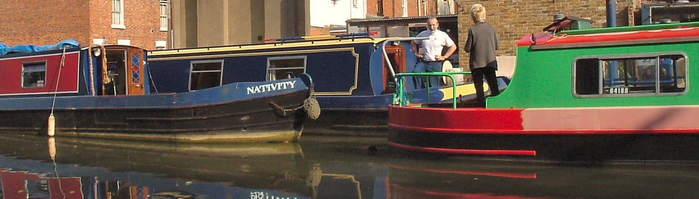 Oxford Canal Boatyard