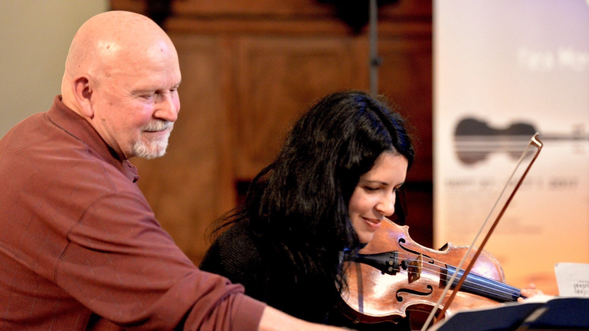 Oxford Chamber Music Festival Organise and Artistic Director Priya Mitchell