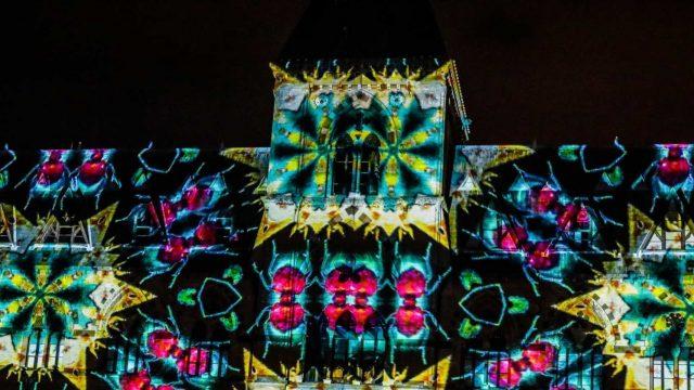 Oxford's Christmas Light Festival 2018