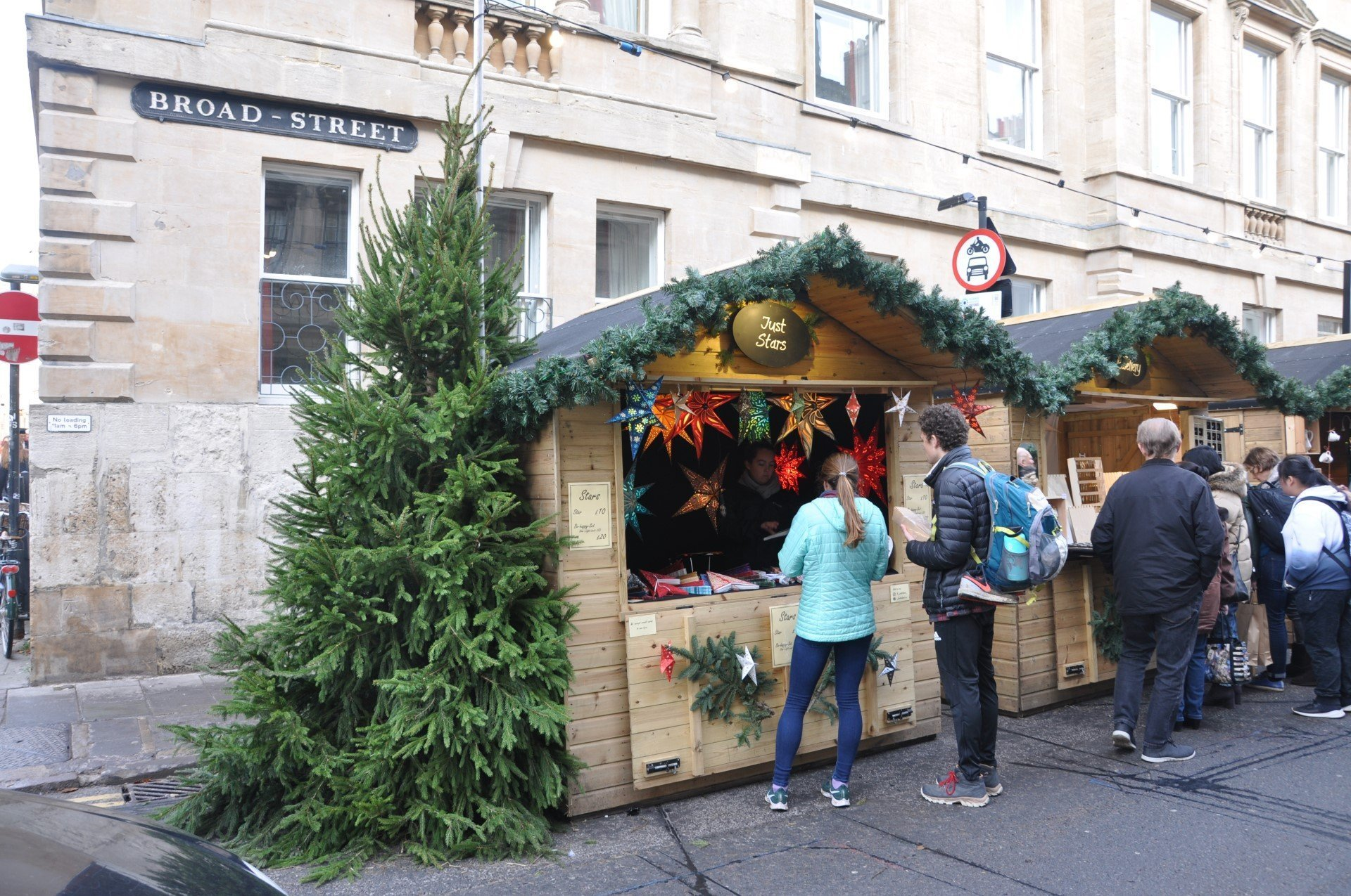 In Pictures: Oxford Christmas Market 2019 - Gallery Image 01