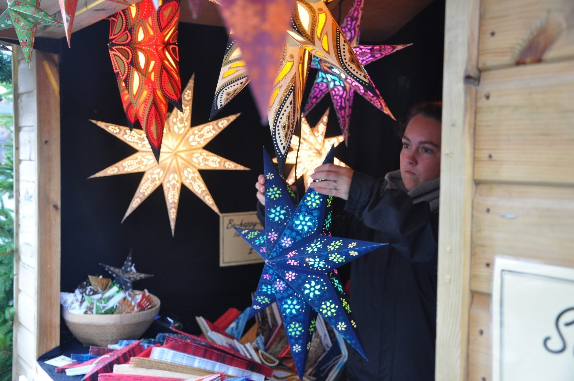 In Pictures: Oxford Christmas Market 2019 - Gallery Image 02