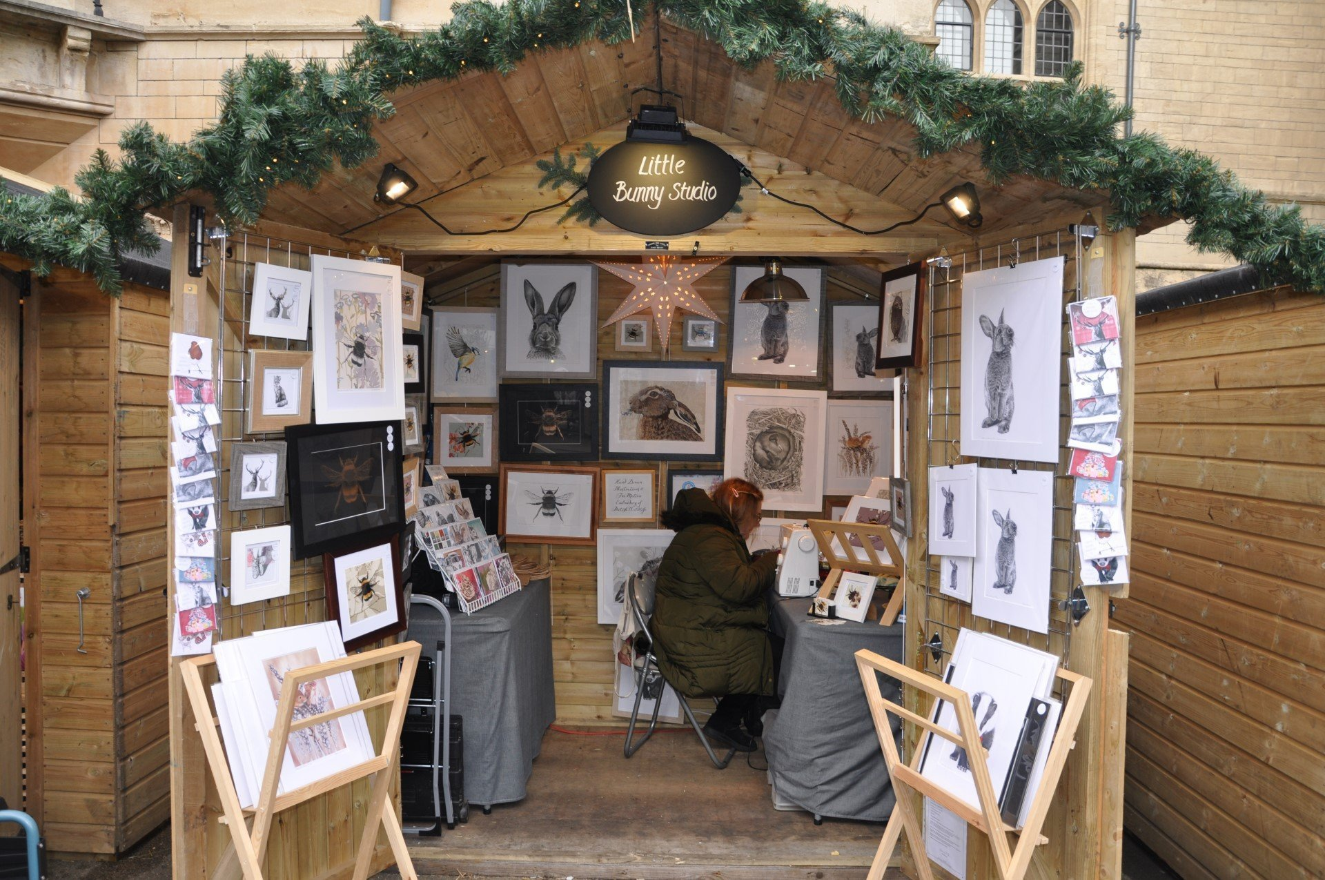 In Pictures: Oxford Christmas Market 2019 - Gallery Image 14