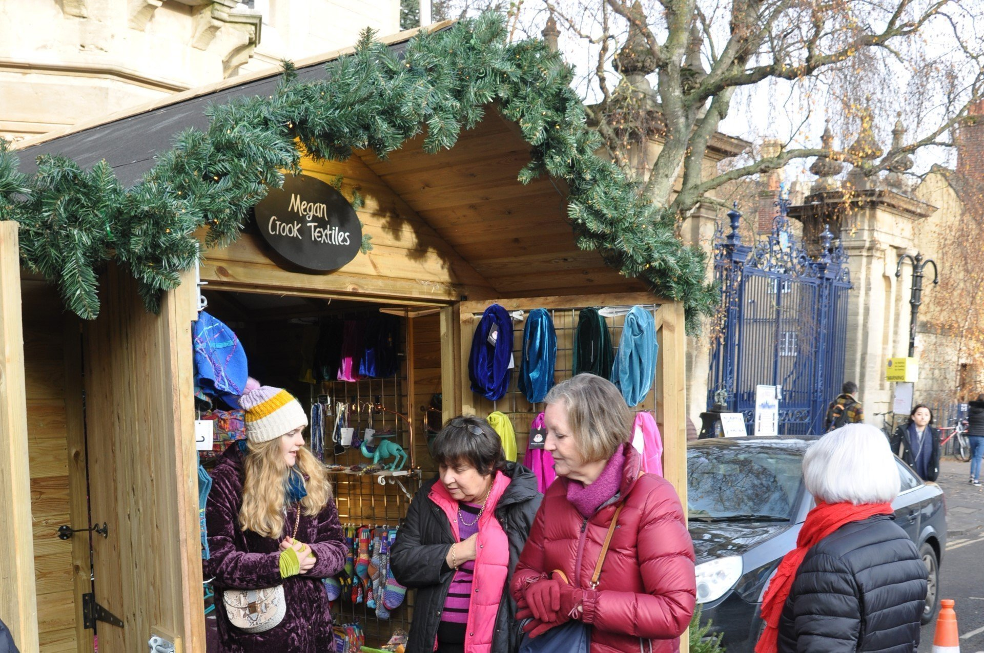 In Pictures: Oxford Christmas Market 2019