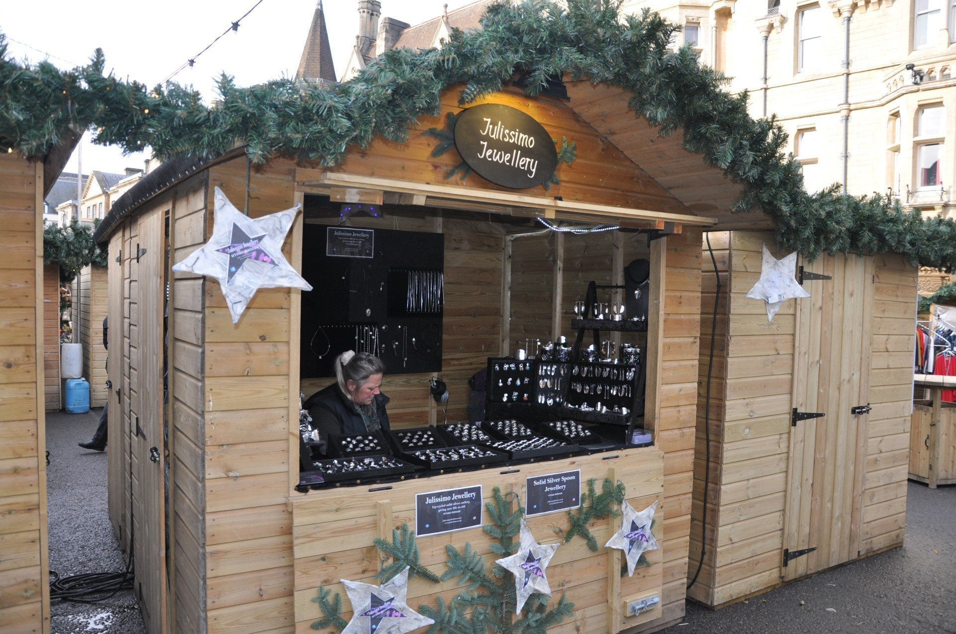 In Pictures: Oxford Christmas Market 2019 - Gallery Image 32