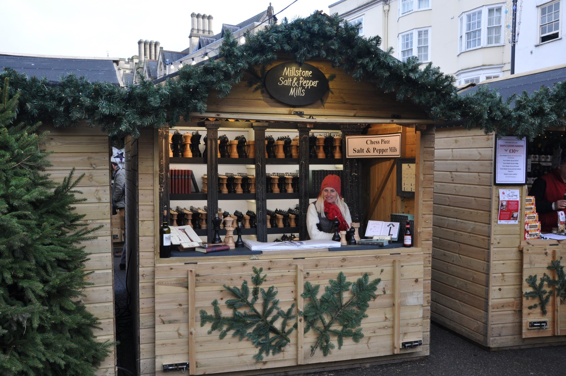 In Pictures: Oxford Christmas Market 2019 - Gallery Image 33