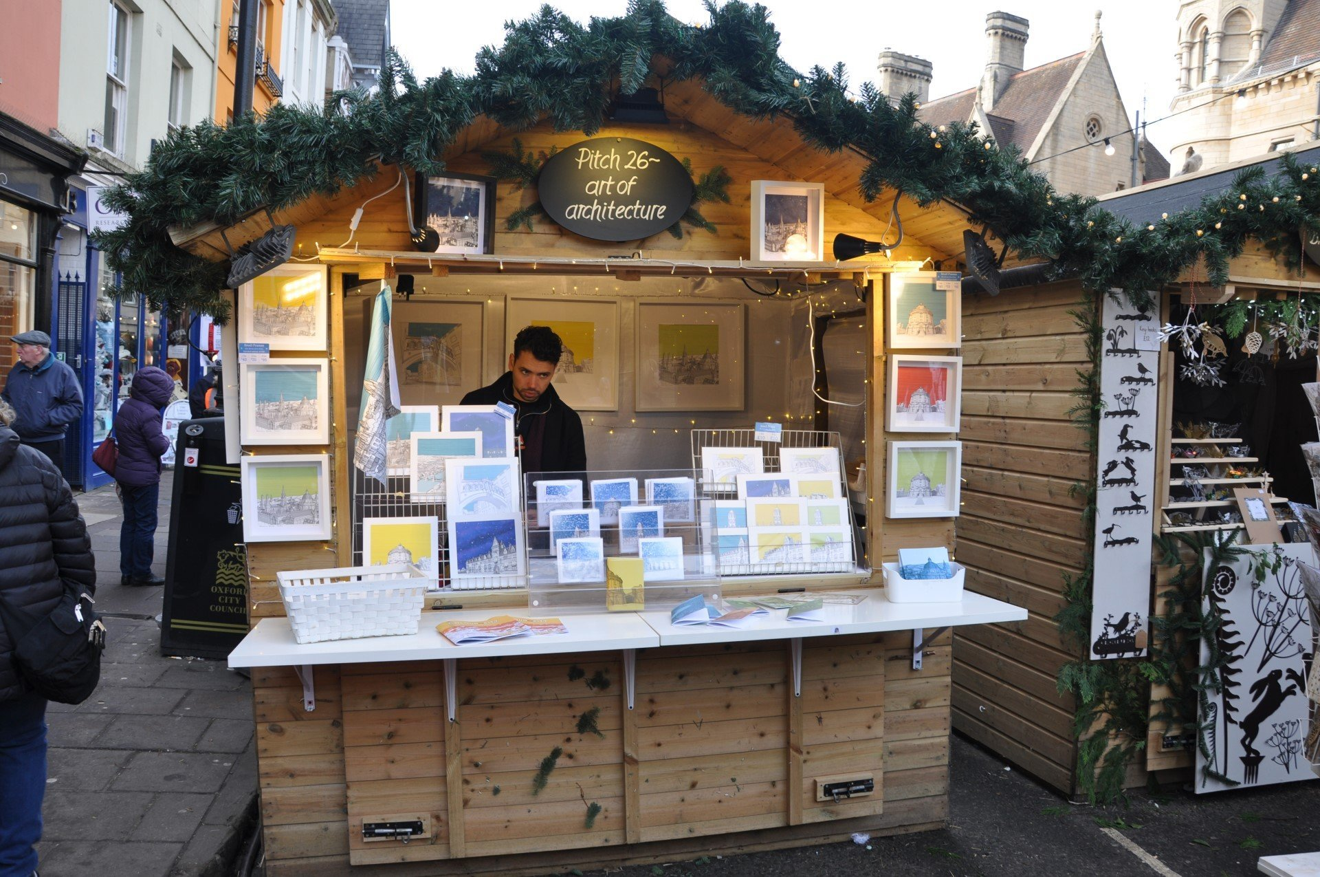 In Pictures: Oxford Christmas Market 2019 - Gallery Image 39