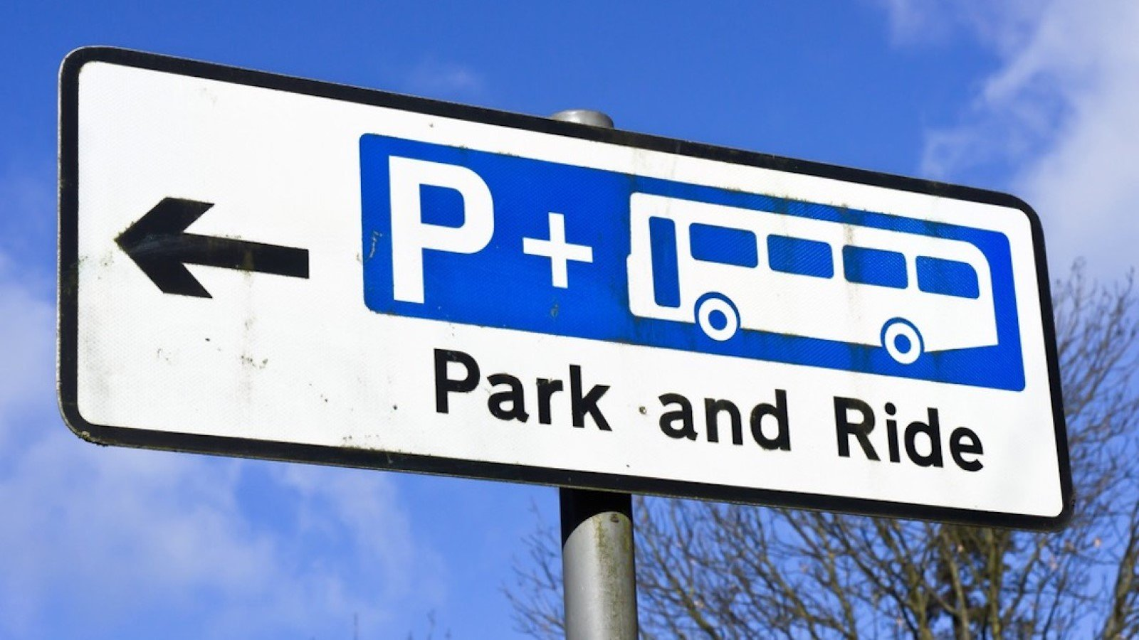 Oxford City Park and Ride