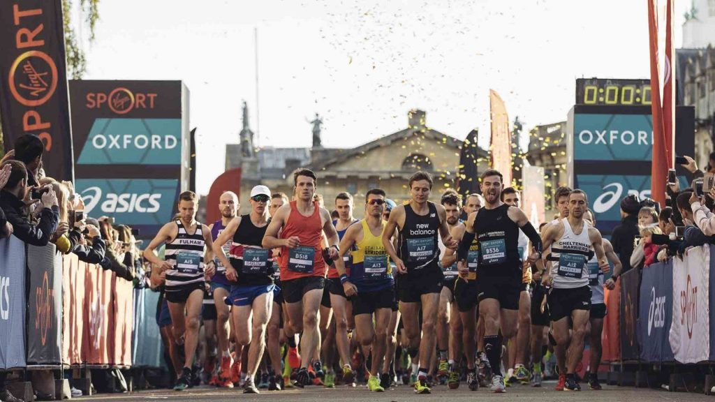 Oxford Half Marathon 2021