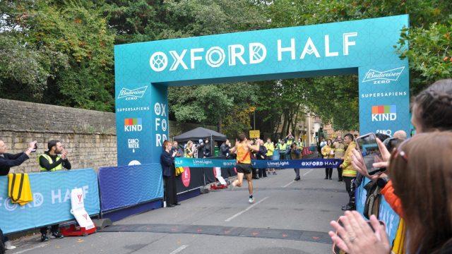 Oxford Half Marathon 2021 results - who were the winners?