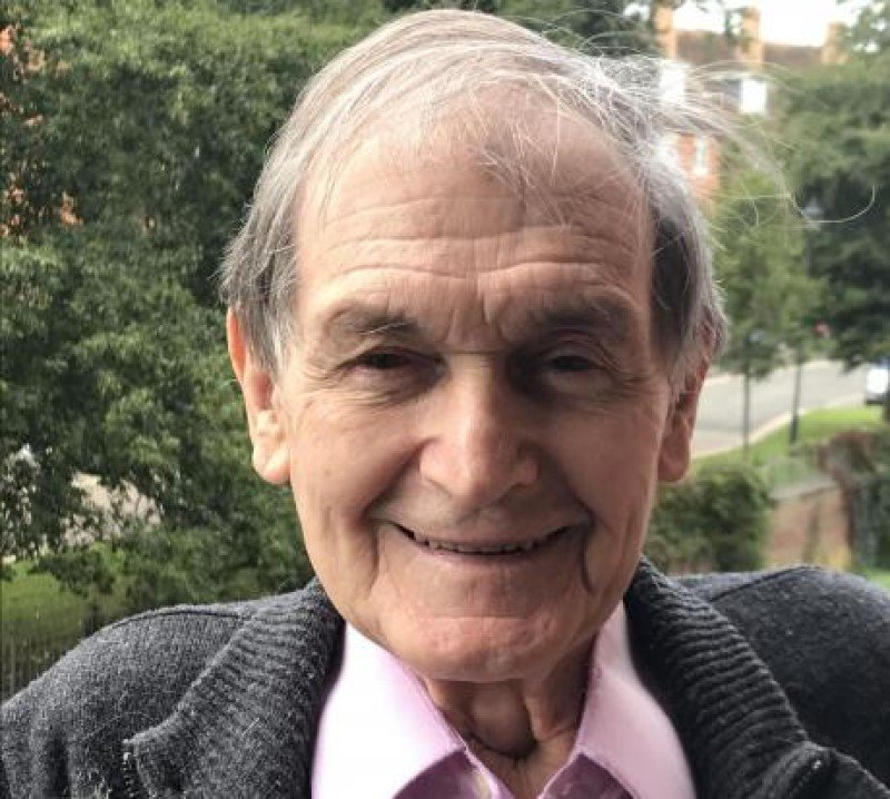 Oxford Mathematician Roger Penrose jointly wins the Nobel Prize in Physics