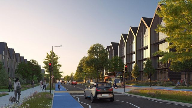 Oxford North could see up to 50% affordable housing