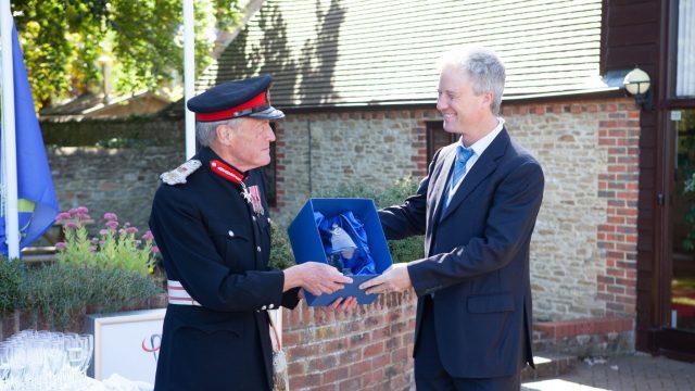 Oxford PharmaGenesis receives royal honour for international trade