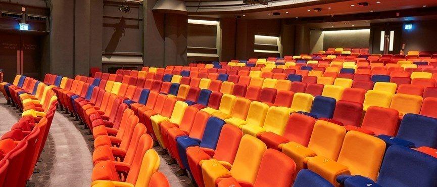 Oxford Playhouse - Interior