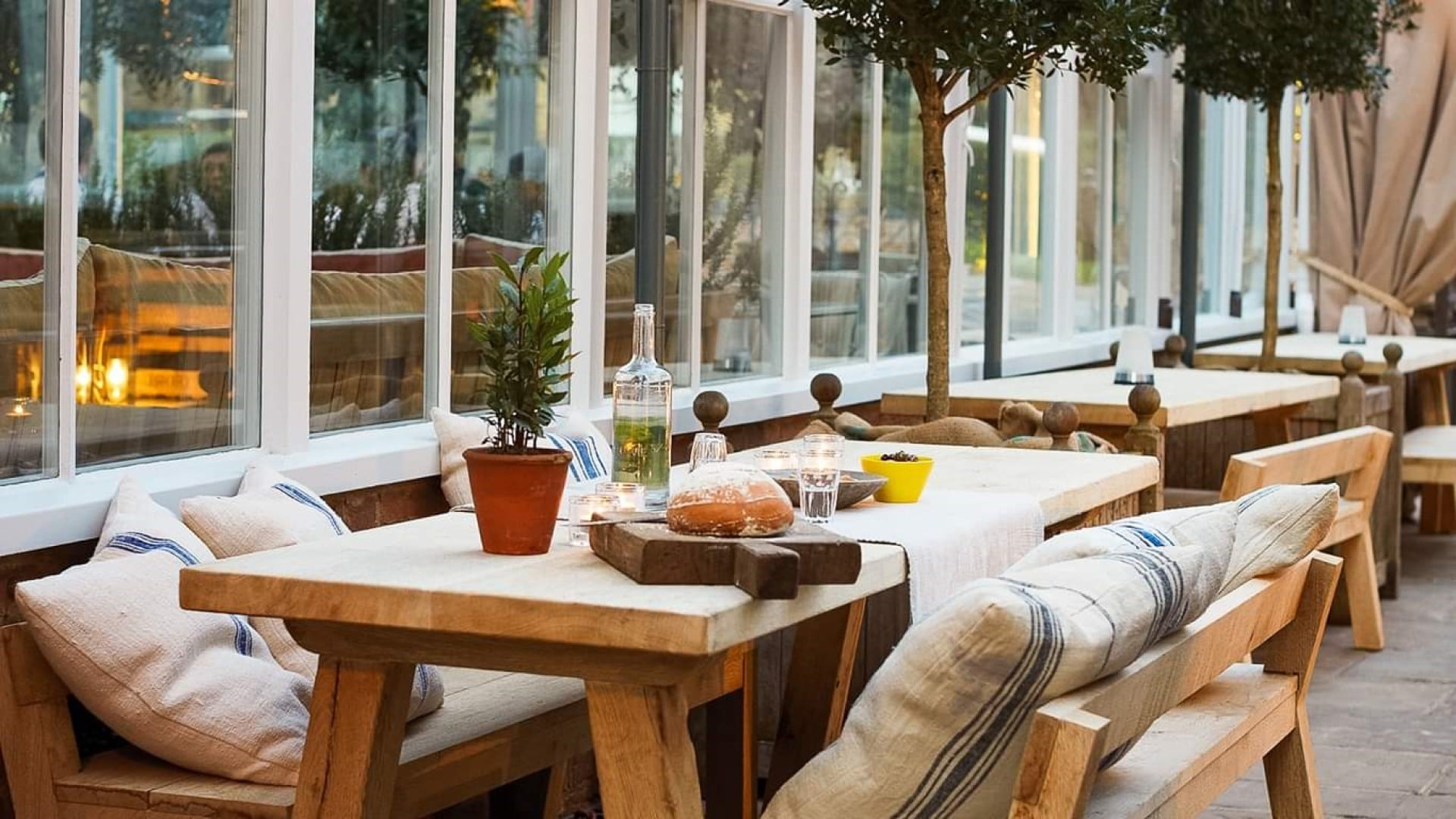 Where to eat outside in Oxfordshire during this week's heatwave
