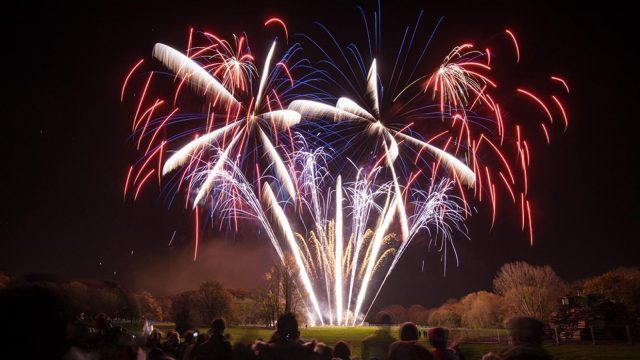 Oxford Round Table Charity Fireworks Display 2019