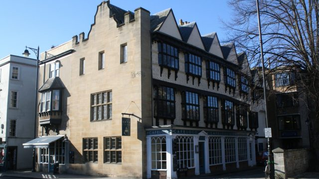 Oxford University Catholic Chaplaincy Building