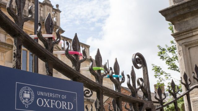 Oxford University reports 61 COVID-19 cases in Freshers' Week