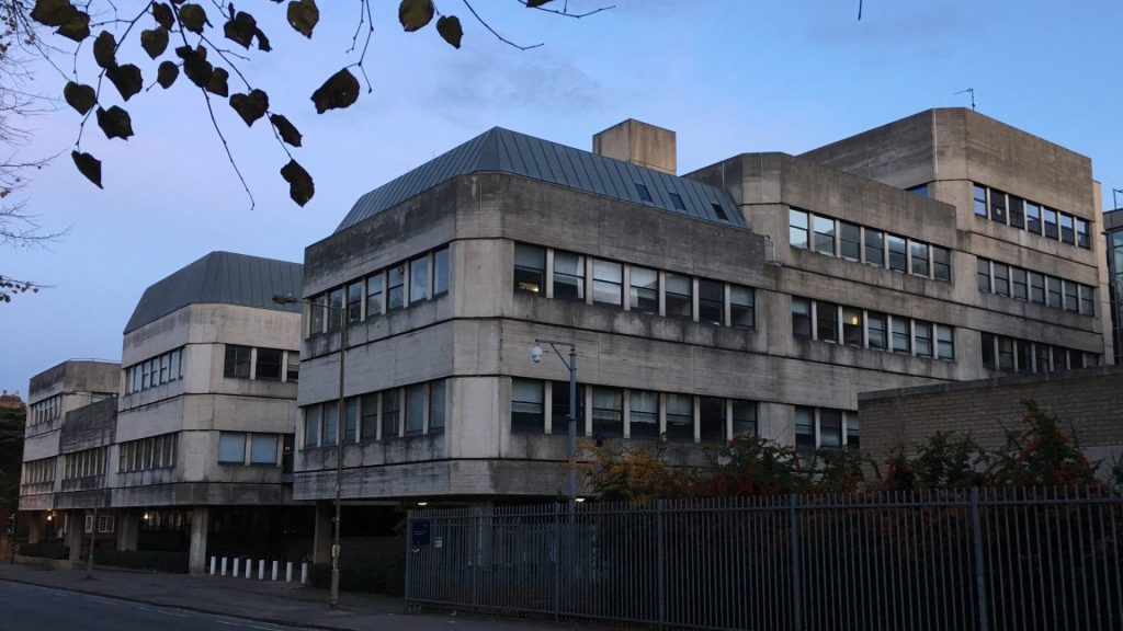 Oxford University Tinbergen Building