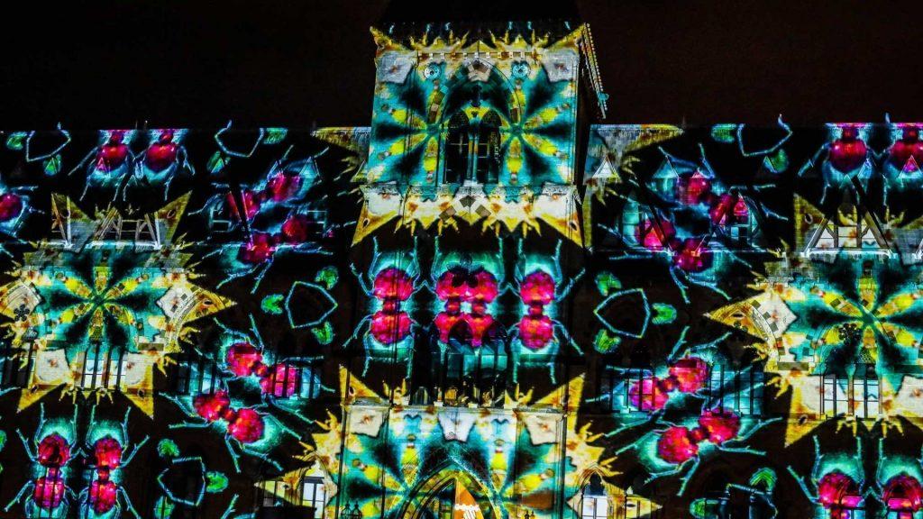Oxford's Christmas Light Festival 2019