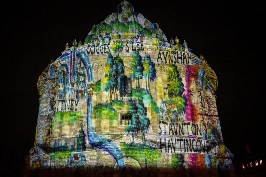 Oxford's Christmas Light Festival 2020