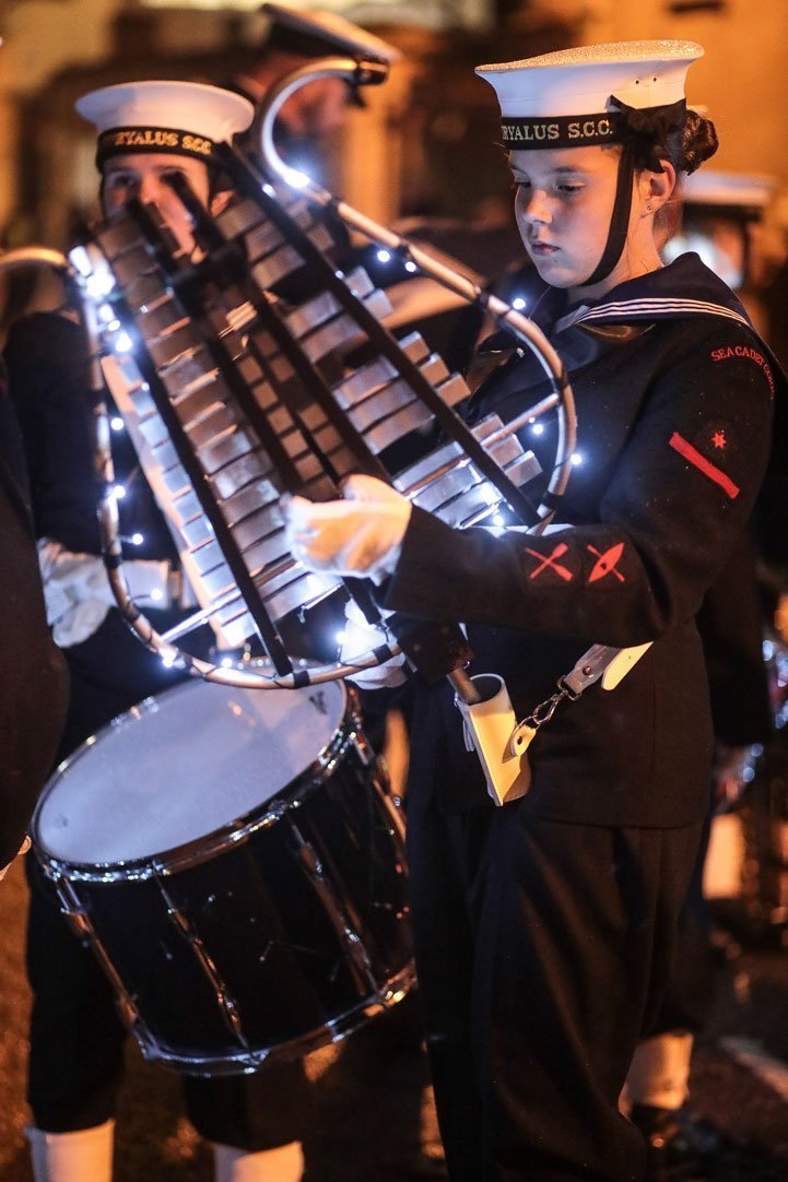 Oxford's Christmas Light Festival 2019 Highlights - Lantern Parade Image 02