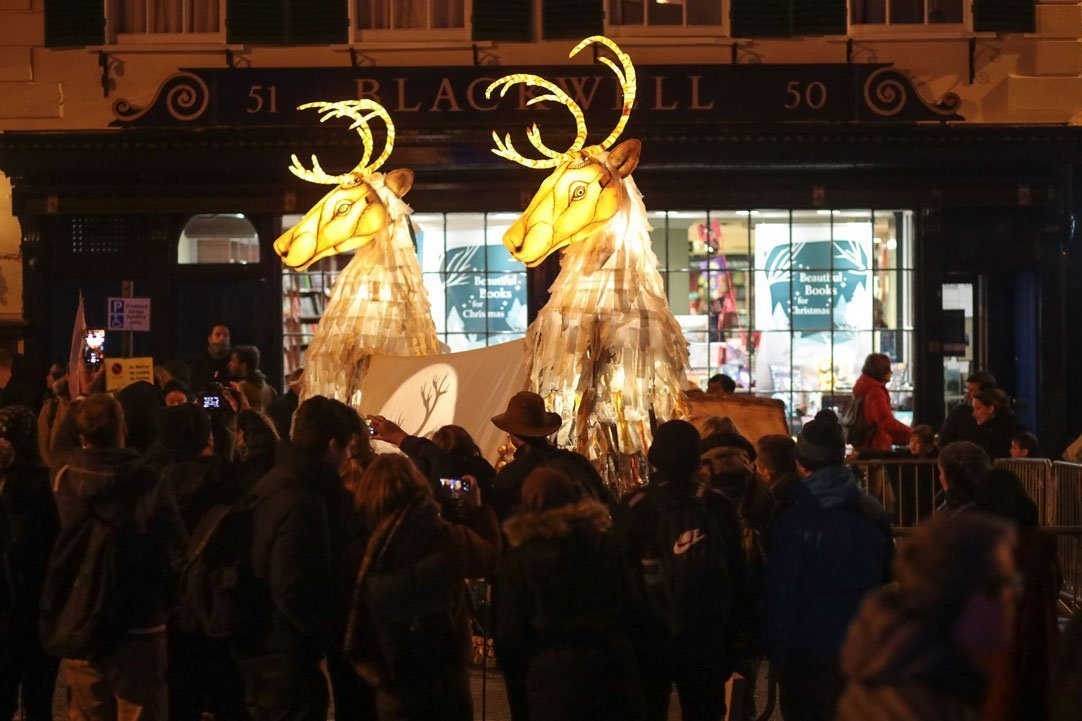 Oxford's Christmas Light Festival 2019 Highlights - Performances Image 05