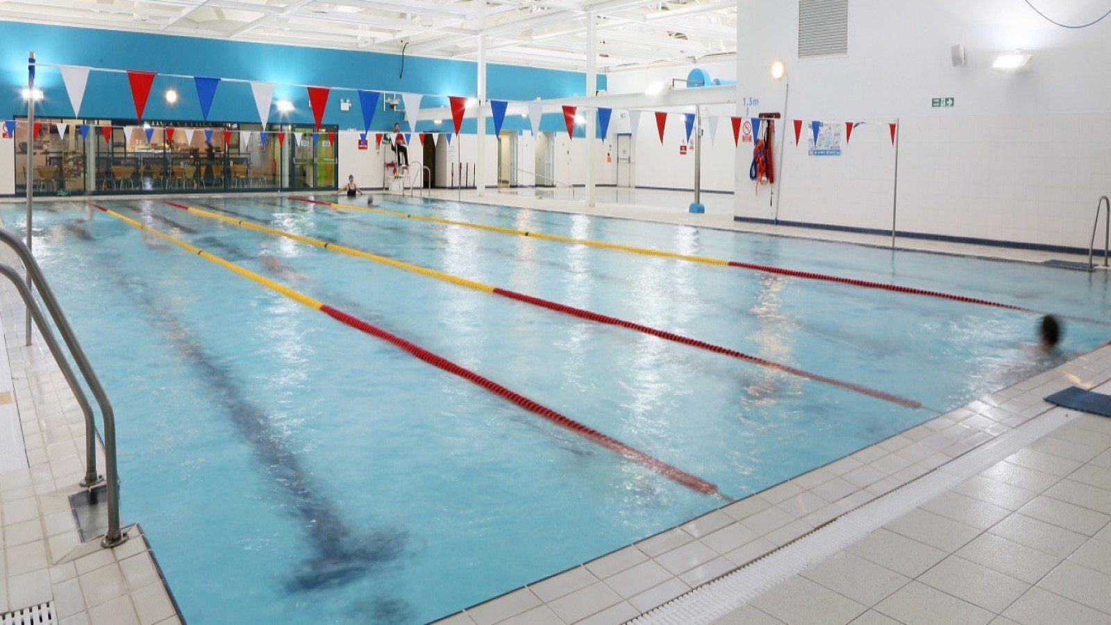 Oxford's public leisure centres reopen to the public