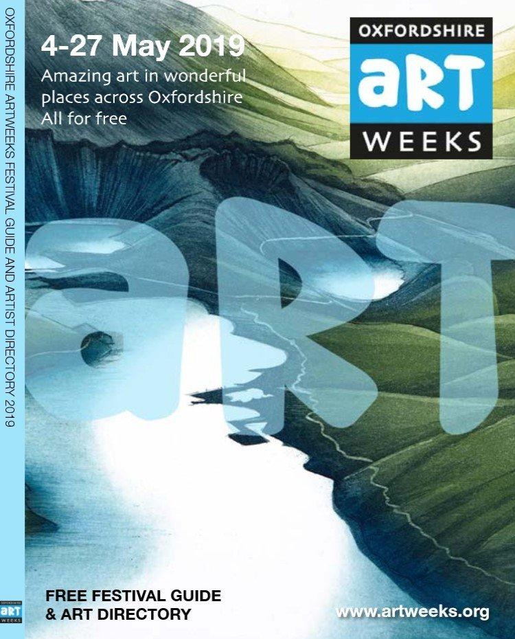 Oxfordshire Artweeks Festivak 2019 Guide