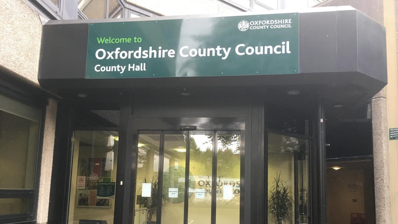 Oxfordshire County Council will not support plans for the Oxford-Cambridge Expressway