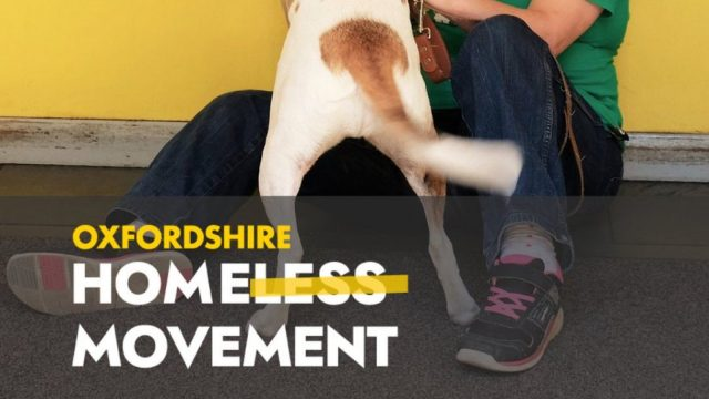 Christmas campaign to help put an end to homelessness in Oxfordshire