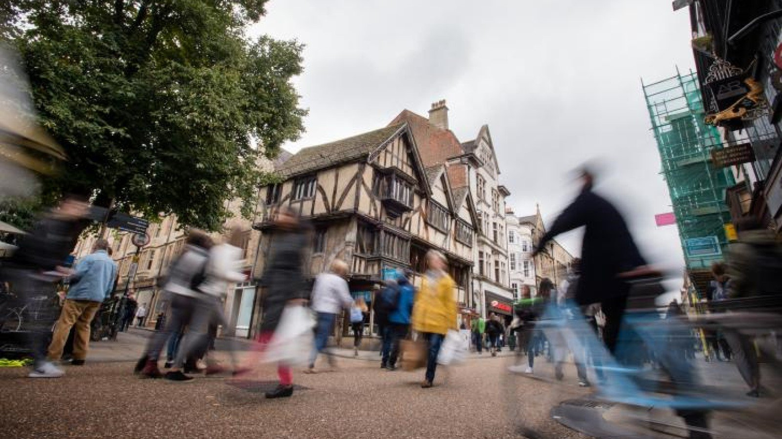 OxLEP-backed Local Growth Fund project to enhance 'cleaner' connectivity in Oxford