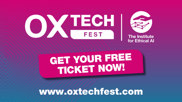 OxTech Fest: Inaugural event to focus on diversity and connections in tech industry