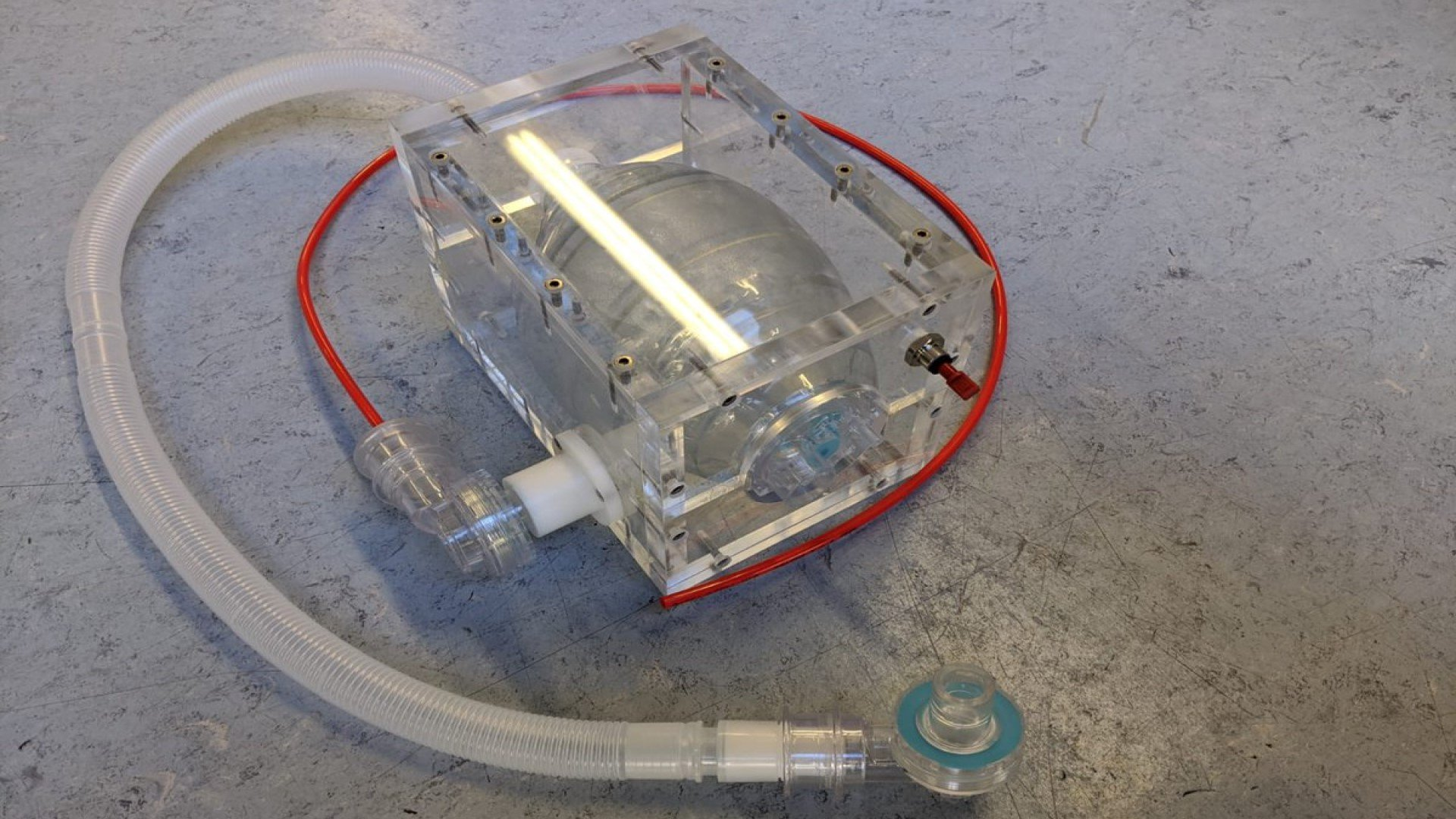 OxVent ventilator project to proceed to the next stage of testing