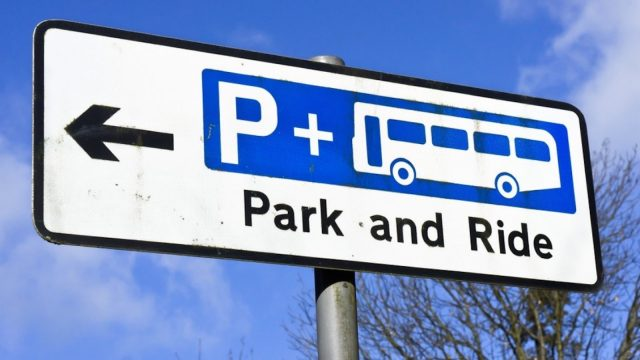 Free Oxford park-and-ride parking to help reduce city centre congestion this festive season