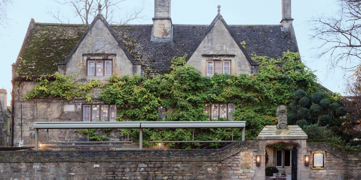 Parsonage Grill Restaurant & Bar Oxford - Exterior