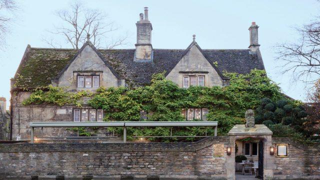 Parsonage Grill Restaurant & Bar Oxford