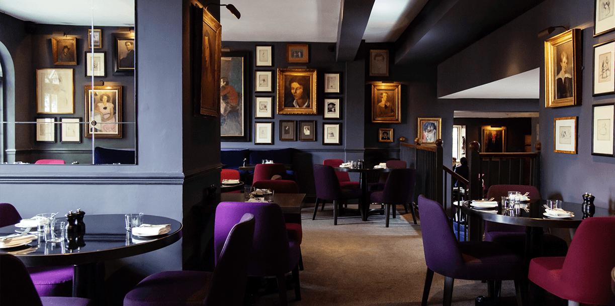 Parsonage Grill Restaurant & Bar Oxford - Interior