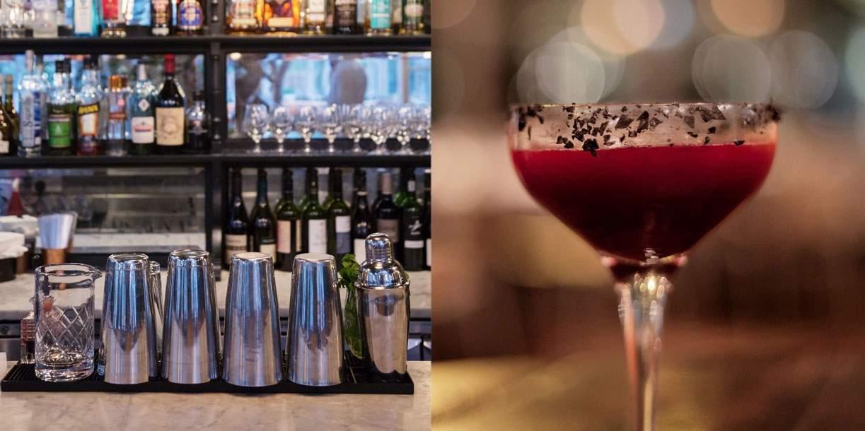 Parsonage Grill Restaurant & Bar Oxford - Bar