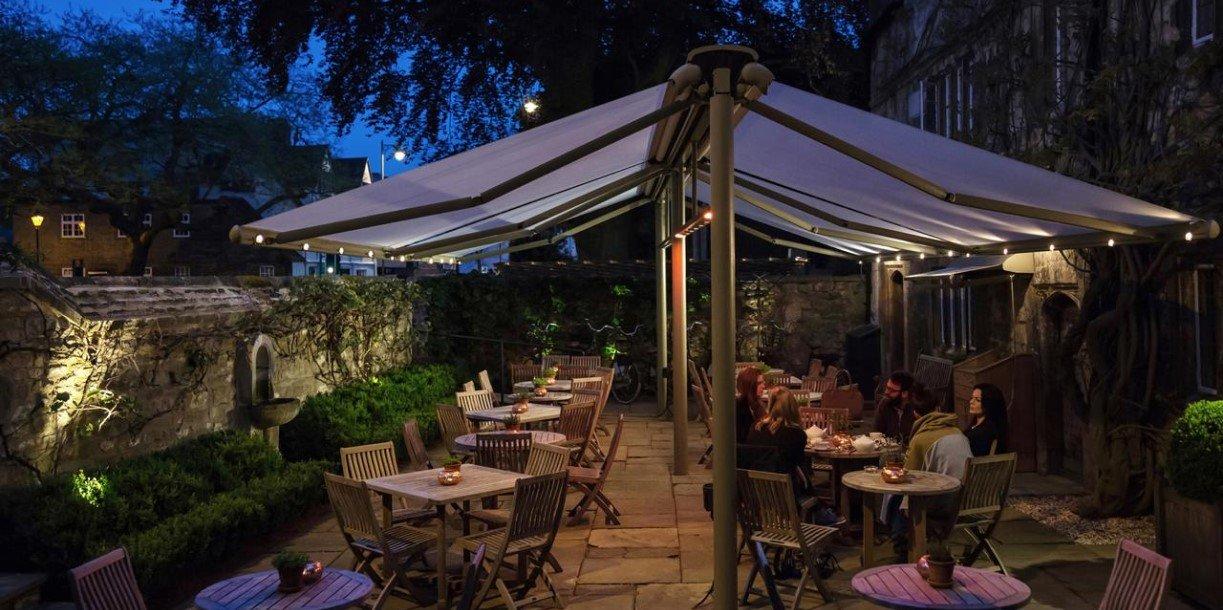Parsonage Grill Restaurant, Oxford