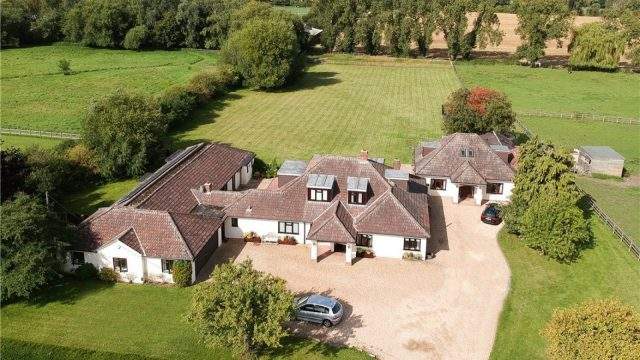 Penny Chase: An equestrian property with the Ridgeway and Downs on your doorstep