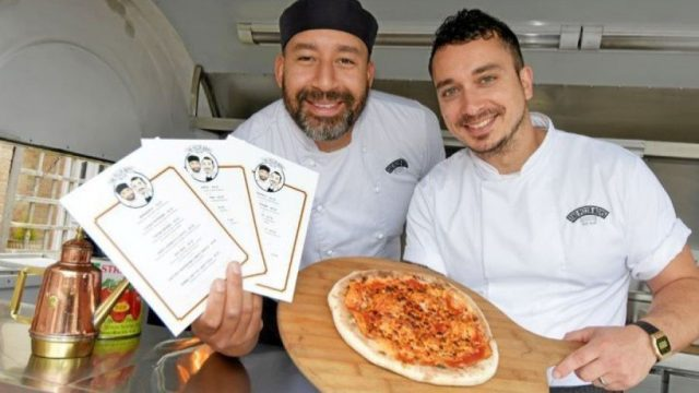 The Pizza Boys, Bicester, Oxfordshire