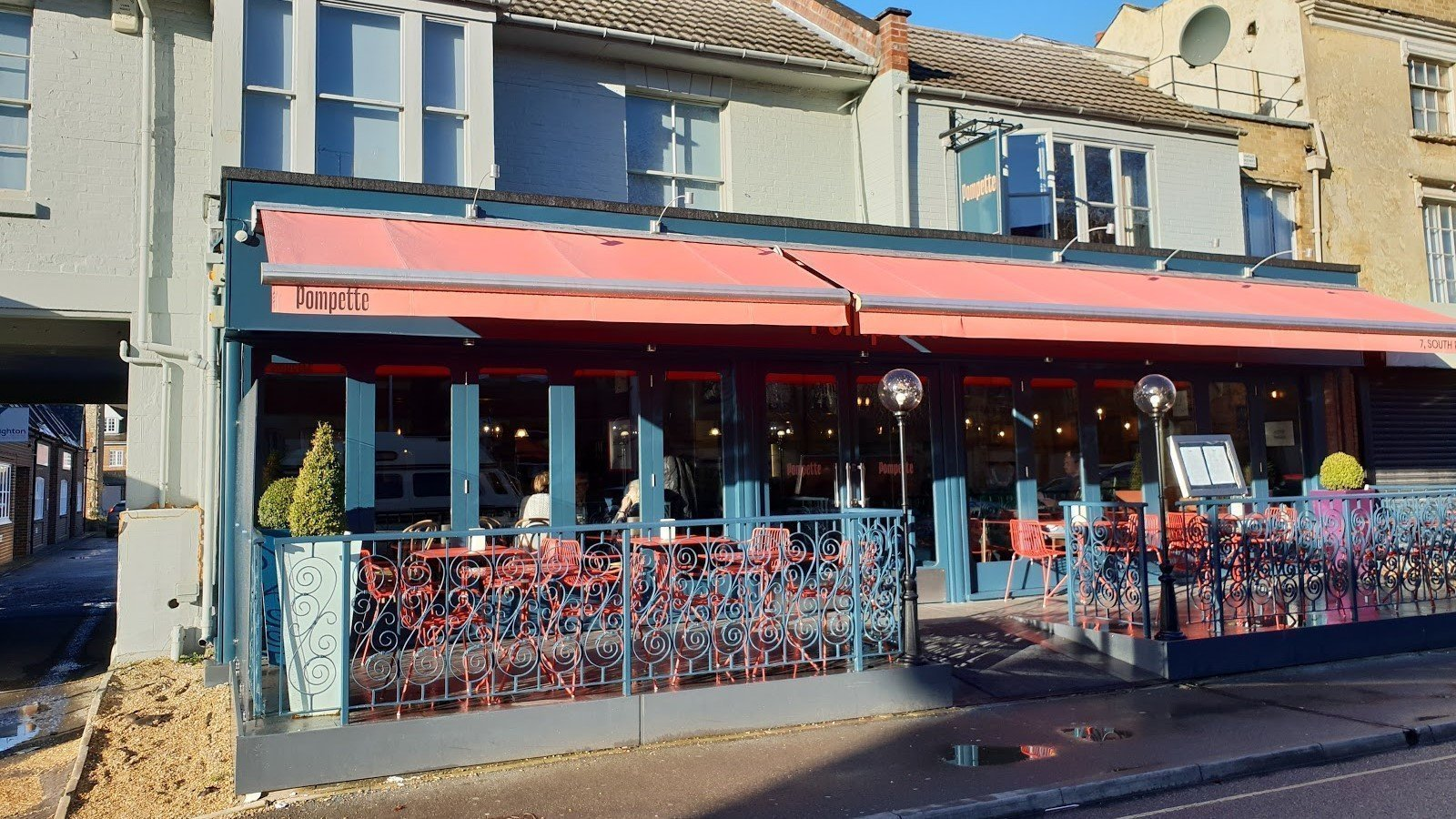 Pompette Restaurant South Parade, Summertown, Oxford