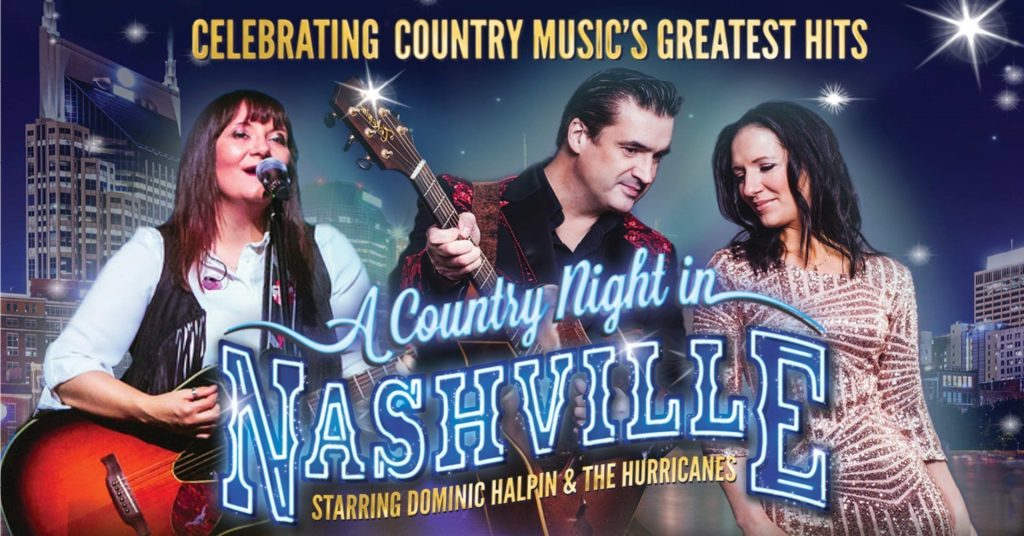 Poster for A Country Night in Nashville at New Theatre Oxford