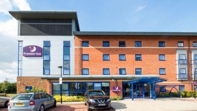 Premier Inn Hotel, Banbury, Oxfordshire
