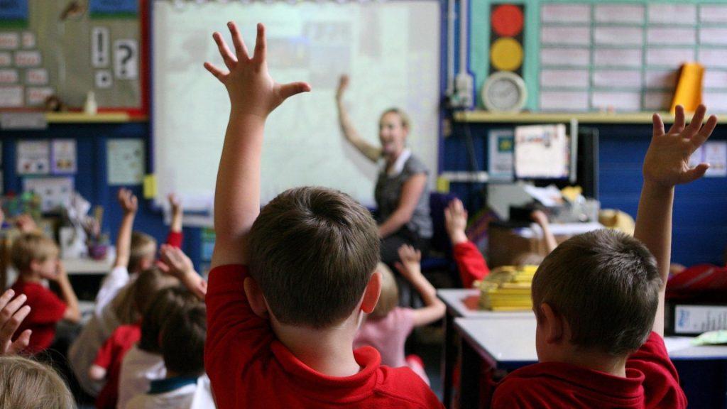 A Primary School in Oxfordshire