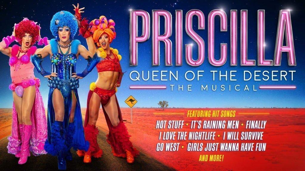Priscilla Queen of the Desert - The Musical