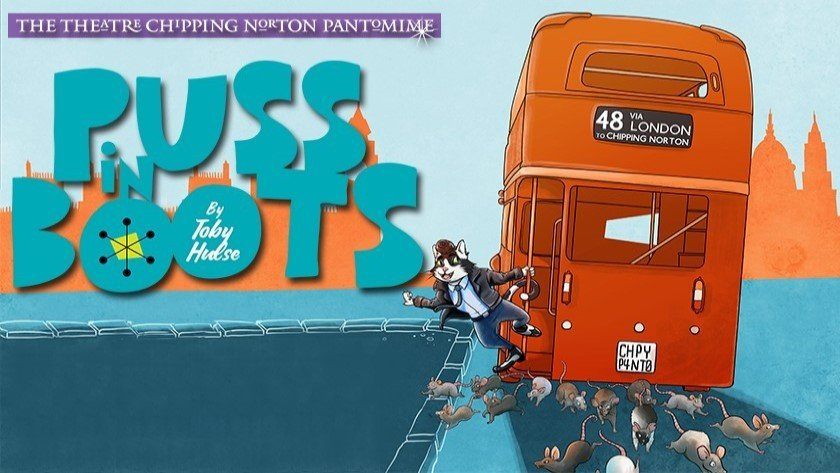 Puss In Boots - The Theatre Chipping Norton Pantomime