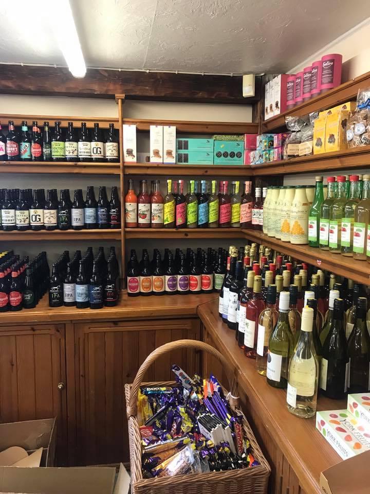 Q Gardens Farm Shop, Steventon, Oxfordshire - Gallery Image 03