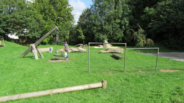 Quarry Hollow Park, Headington, Oxford, Oxfordshire