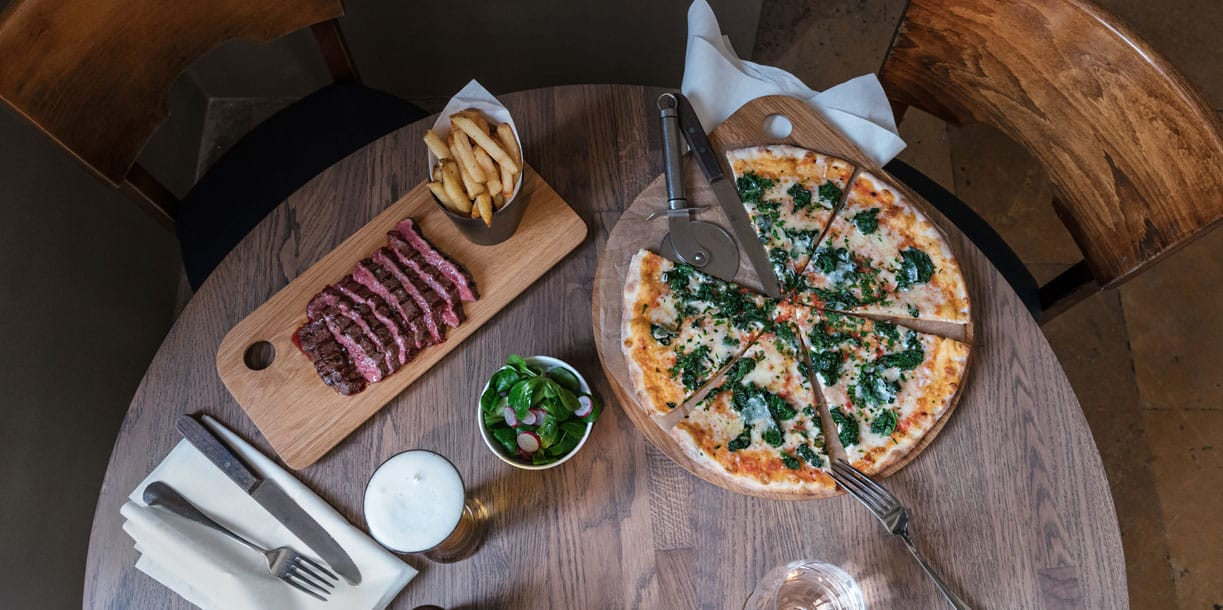 Quod Restaurant & Bar Oxford - Food
